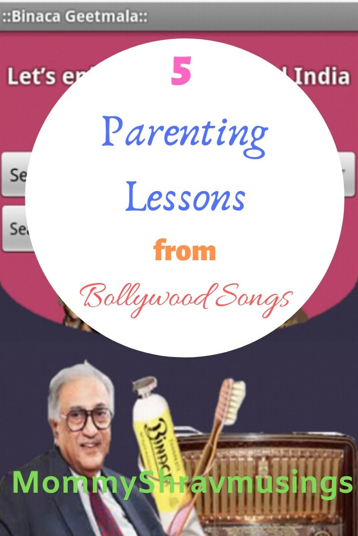 #BollyExpress, #ALPxGun, #BlogHop, Bollywood Songs, BollyWood, Old Hindi Songs, Parenting, Parenting Lessons, Shravmusingswrites, Chennai Bloggers