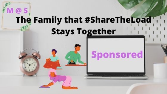Sponsored Post, MommyShravmusings, Ariel Campaign, #ShareTheLoad, #ShareTheLaundry, #ShareChoresMultiplyLove