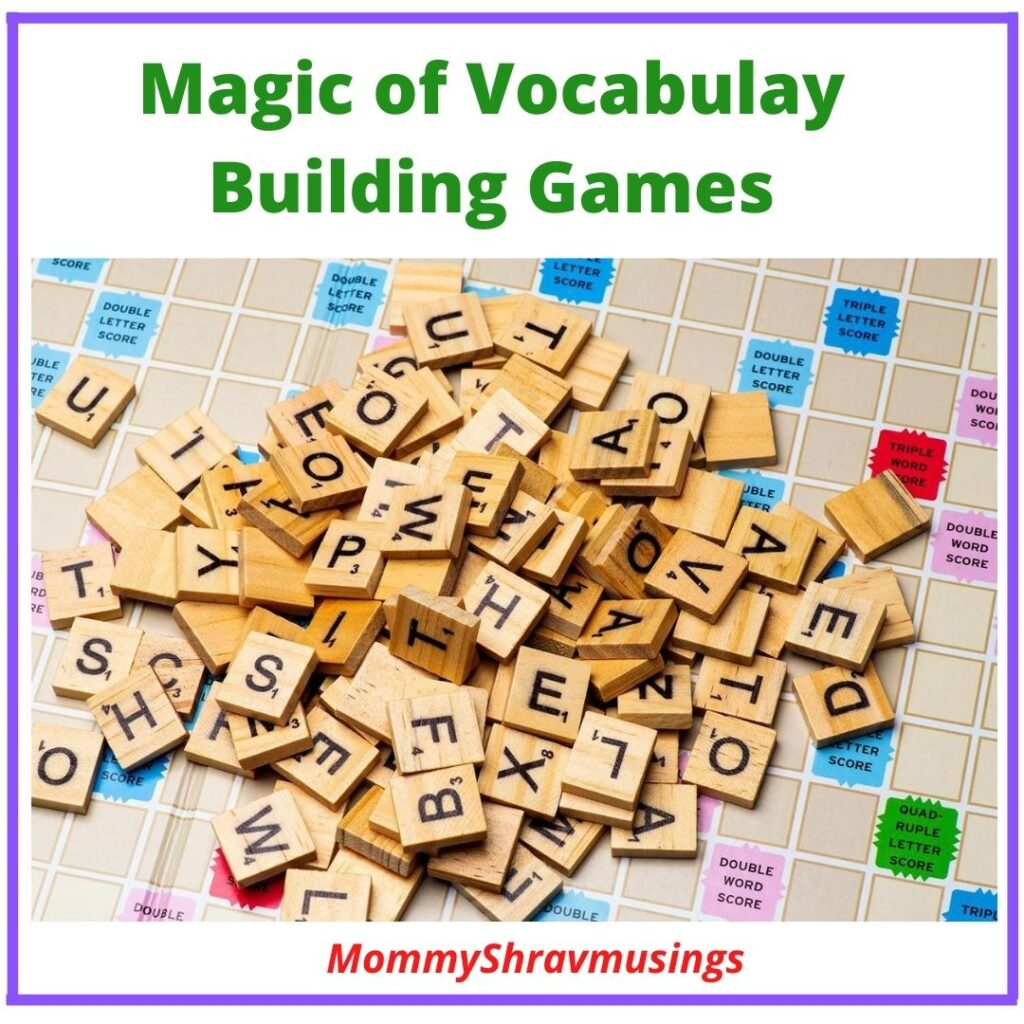 MommyShravmusings, Vocabulary Building Games, Magic of Vocabulary, Vocabulary, Importance of Vocabulary, Word Games, Parenting Blogger, Chennai Blogger