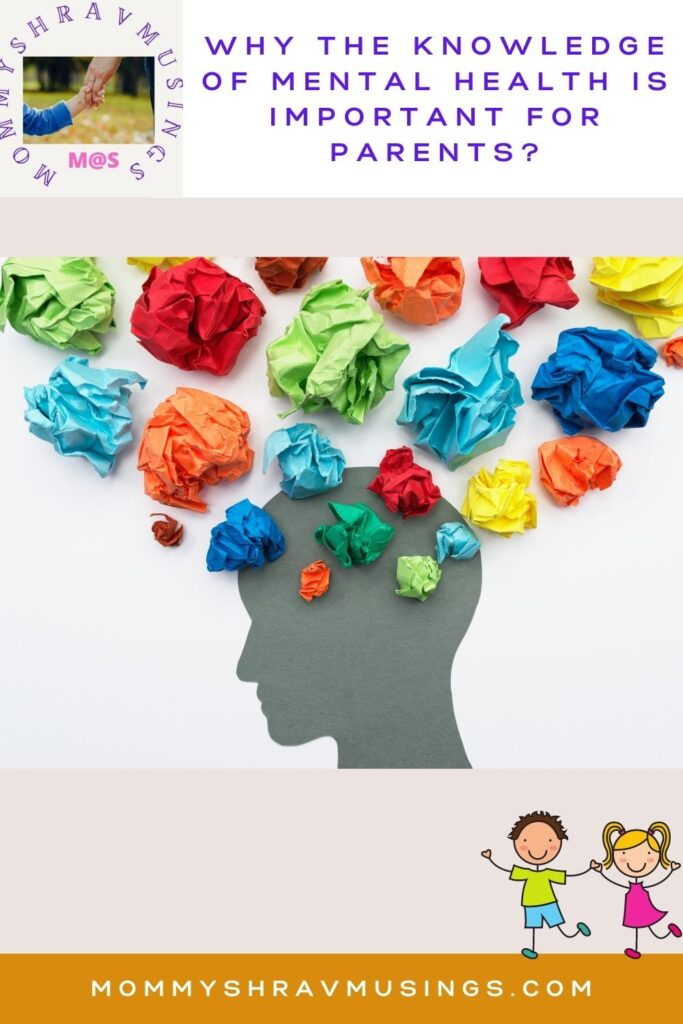 Why Mental Health Literacy for Parents is Important