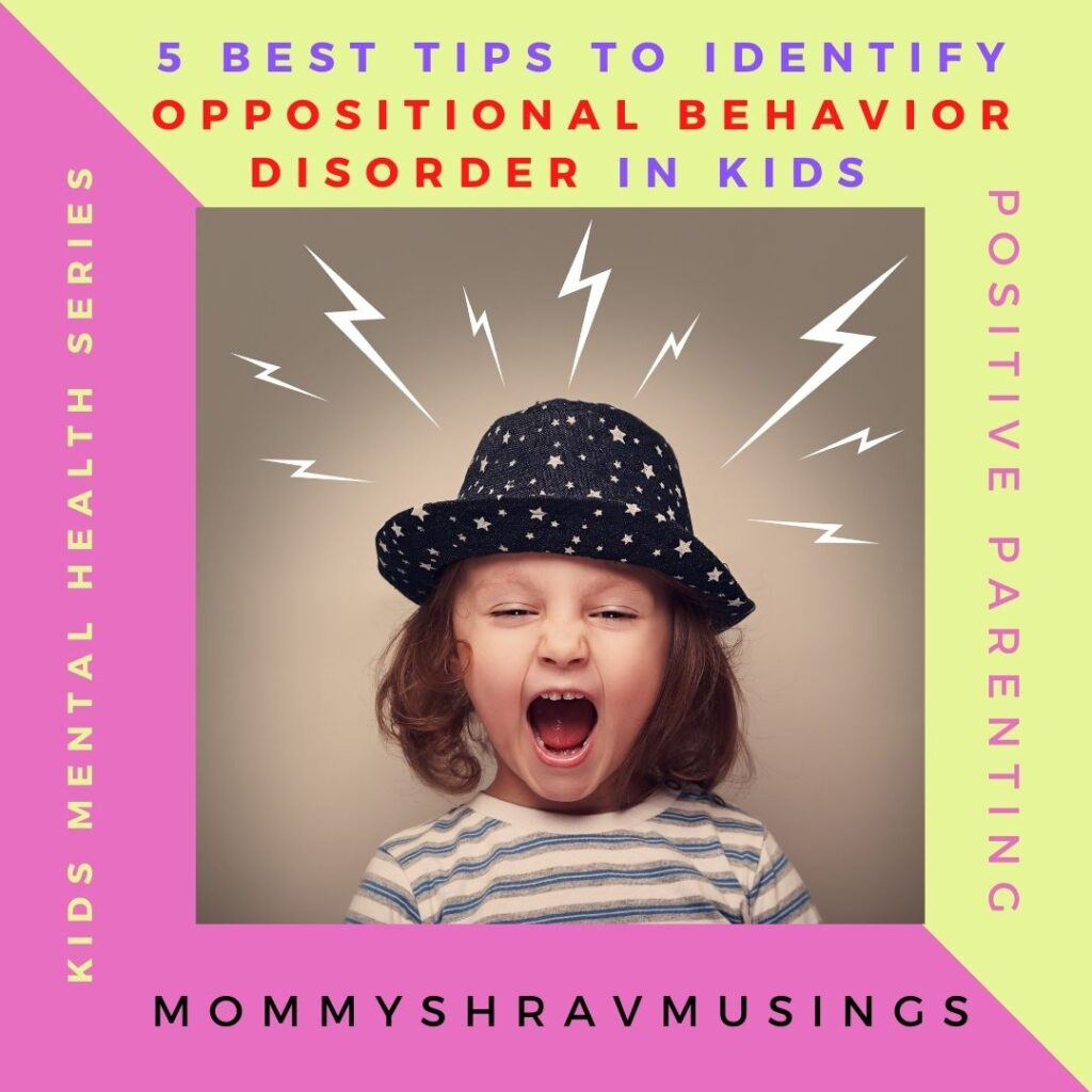 How to Identify the Oppositional Defiant Disorder in Kids?