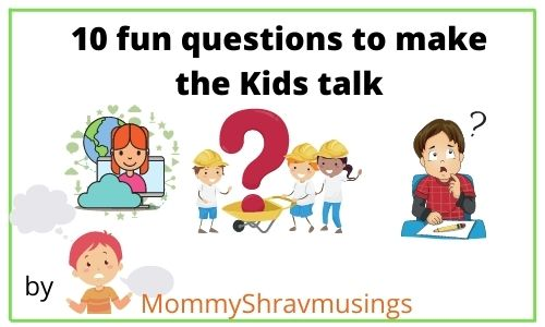Funny Questions to ask Kids